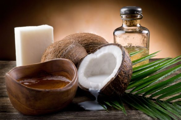 COCONUT OIL: THE FOOD AND MEDICINE MIRACLE